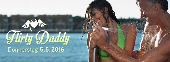 """Flirty Daddy""-Tag auf MySugardaddy.eu – Sugardaddys sind die echten Männer!"