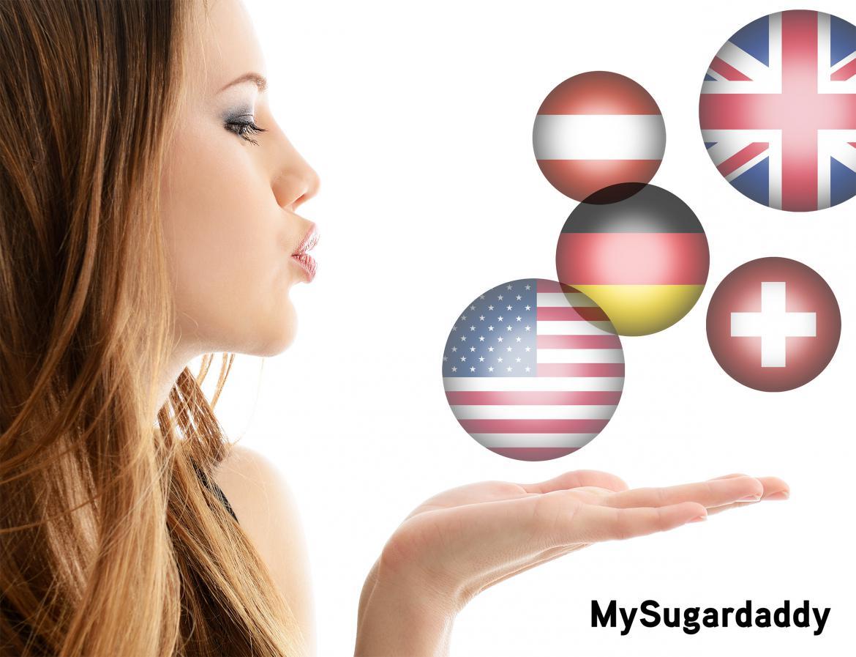 """Weltweit Küssen auf MySugardaddy – 6. Juli """"Tag des Kusses"""""""